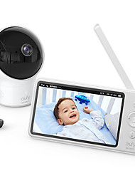 cheap -Video Baby Monitor eufy Security Video Baby Monitor with Camera and Audio 720p HD Resolution110 Wide-Angle Lens Included