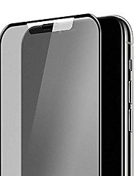 "cheap -matte screen protector compatible for iphone 11 / xr(6.1"") anti-glare & anti-fingerprint tempered glass full coverage case friendly 3d touch - smooth as silk"
