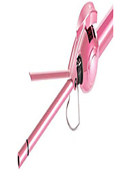 cheap -curler, electrical ceramic curler, children's hairdressing tools, two-use perm  (color : pink)
