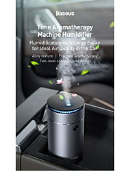 cheap -BASEUS Car Air Purifiers Common Car perfume Aluminium alloy Remove unusual odor / Humidification