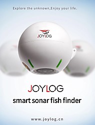 cheap -Wireless Bluetooth Sonar Echo Sounder Fishing Finder 40m 130 Feet Deeper Fish Finder Probe Lithium Battery Ios Android App