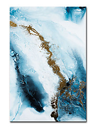 cheap -Mintura Large Size Hand Painted Abstract Oil Paintings on Canvas Modern Wall Art Picture For Home Decoration No Framed