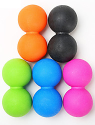 cheap -Six Color Fascial Ball Double Ball Peanut Ball Deep Muscle Relaxation Ball Acupoint Fitness Massage Ball