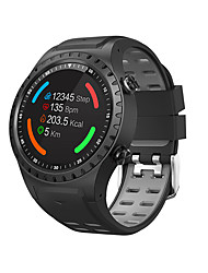 cheap -M1S Unisex Smartwatch Bluetooth Water Resistant / Waterproof Compass GPS Watch Stopwatch Stopwatch Fitness Tracker Activity Tracker Sleep Tracker Heart Rate Monitor