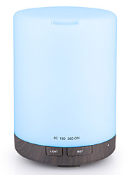 cheap -2nd Generation 300ml Aroma Essential Oil Diffuser Ultrasonic Air Humidifier with AUTO Shut Off and 6-7 Hours Continuous Diffusing - 7 Color Changing LED Lights and 4 Timer Settings