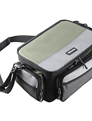 cheap -Fishing Tackle Bag Tackle Box Water-Repellent Terylene