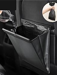 cheap -Baseus Car Organizer Backseat Storage Bag Magnetic Auto Pocket Holder Car Accessories Car Trash Bin Garbage Can Dustbin Car Bag