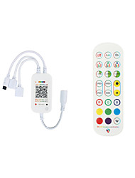 cheap -1pc WiFi 24-Keys Plastic RGB Controller for LED Strip Lights 4pins