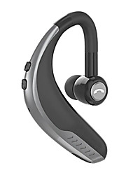cheap -Driving Business Office Headset HD Calls Wireless Bluetooth 5.0 Earphone Light Single Business Sports Earhook Handsfree Headphone With Microphone-OUKU OK-H2