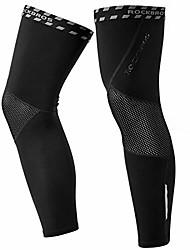 cheap -cycling leg warmers thermal long leg sleeves for men women legwarmer