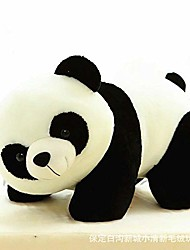 cheap -panda doll doll animal plush toy for baby zhaozb (color : black and white)