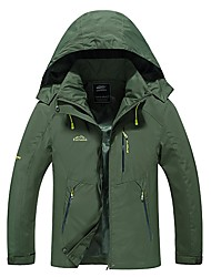 cheap -Men's Women's Ski Jacket Ski / Snowboard Hiking Winter Sports Thermal Warm Waterproof Windproof Terylene Jacket Ski Wear / Long Sleeve