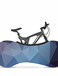 cheap -bike cover, universal bicycle cover, road mountain bicycle tire tyre cover socks practical bike dustproof elastic cover for tires of 26-28 inches, three-dimensional pattern a