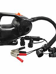 cheap -12V 100W Car Rechargable Pump Electric Inflatable Air Pump For Kayak Boat Swimming Pool Air Cushions Ball Auto Portable Blower