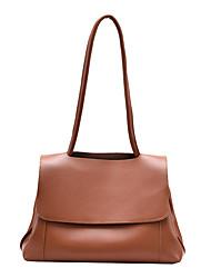 cheap -Women's Bags Top Handle Bag Hobo Bag Date Office & Career 2021 Handbags Black Brown Coffee