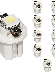 cheap -Signal Lamp B8.3 B8.4 B8.5 Led Bulbs 12V 1 SMD 2835 5050 Chips Car Dashboard instrument Light Auto Interior Side Light 10pcs