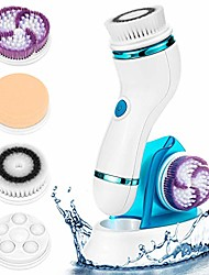 cheap -Facial Care Facial Cleansing Facial Cleansing Brush for Women's Fashionable Design with Rechargeable for All AE8286B