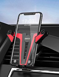 cheap -REMAX Smart Gravity Car Phone Holder Car Air Outlet Car Navigation Fixed Snap-in Universal