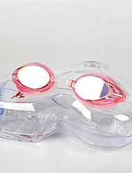 cheap -Swimming Goggles Skidproof Casual Safety Convenient Sports For Teen Eco PC Coating Silver