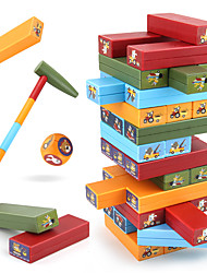 cheap -Building Blocks Stacking Game Adorable Decompression Toys Parent-Child Interaction Kids Intermediate All 1 pcs
