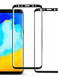 cheap -2-Pack Screen Protector for Samsung Galaxy S21 5G S21 Ultra Tempered glass ,9h hardness anti scratch, 3d full coverage protective film for Samsung Galaxy S20 ultra S20+ S10 Lite S8 S9