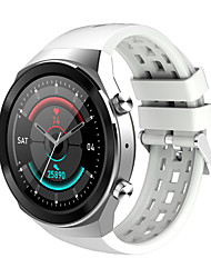 cheap -Q8 Long Battery-life Smartwatch Support Heart Rate/Blood Pressure Measure, Sports Tracker for Android/IOS Phones
