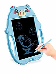 cheap -learning toys for toddlers 1-3,lcd drawing board for 2 year old boy gifts magna doodle board educational toy for 3 year old boy 2020 best birthday gifts for 1 2 3 4 5 year old kids pig blue