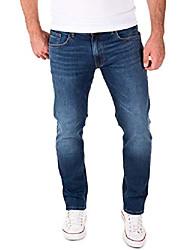 cheap -men's jeans acon, blue (coronet blue 183922), w36 / l34