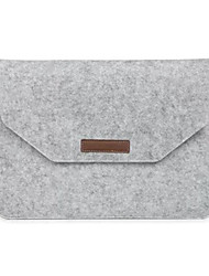 cheap -For Laptop Soft Wood Felt Mat Cover Retina 11 12 13 15 13.3 Inch MacBook2020 Laptop