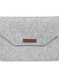 cheap -For Laptop Soft Wood Felt Mat Cover Retina 11 12 13 15 13.3 Inch MacBook2020 Laptop