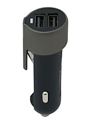 cheap -Multi-Output USB 2 USB Ports Charger Only 2.4 A