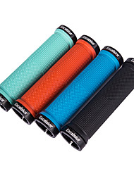 cheap -bike grips, bicycle grips, mountain lock on bike grips,blue
