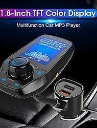 cheap -T26D V3.0 Bluetooth Car Kit Bluetooth / QC 3.0 / FM Transmitters Car