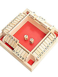 cheap -wooden board game a classic family math game for kids family party gift durable