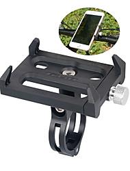 cheap -Bike Phone Mount Adjustable / Retractable Wearable Durable for Road Bike Mountain Bike MTB Folding Bike Plastic Aluminium alloy Cycling Bicycle Black