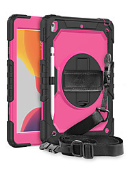 cheap -Phone Case For Samsung Galaxy Full Body Case Galaxy Tab A 8.4 (2020) Shockproof Solid Colored Silicone PC