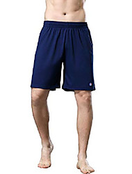 cheap -men's permanent cooling quick dry short, lightweight, upf 50+ by ice power(s, navy)