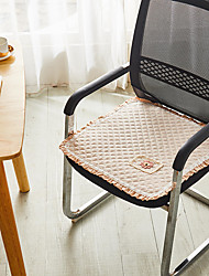 cheap -Northern Europe Simplicity Embossing Home Office Square Chair Cushion Home Office Seat Bar Dining Chair Seat Pads Garden Floor Cushion Contain Pillow Core