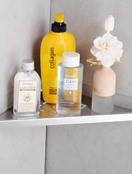cheap -Bathroom Shelf New Design / Cool / Creative Contemporary / Modern Stainless Steel Bathroom / Hotel bath Wall Mounted