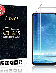 cheap -compatible for tcl 10 5g/tcl 10 5g uw glass screen protector (3-pack), not full coverage, tempered glass hd clear ballistic glass screen protector for tcl 10 5g, tcl 10 5g uw glass film