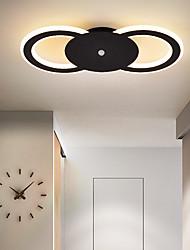 cheap -35cm New LED Ceiling Light Modern Black White Porch Lamp Corridor Lamp Bedroom Living Room Lamp Modern Simple Creative Wall Lamp Study Lamp Balcony Multi Purpose Lamp