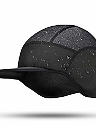 cheap -winter cycling cap, waterproof beanie hat with windproof polar fleece, warm hat for men women breathable under helmet cycling hat soft thermal hat for outdoor sports riding,skiing,running one size