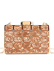 cheap -Women's Bags Crossbody Bag Chain Bag Wedding Party Black Blushing Pink Gold Beige