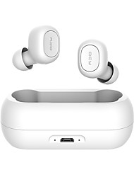 cheap -Qcy T1c True Wireless Bluetooth Headset Wireless Earbuds Running Sports Headset Mini Invisible Mini Ultra Small Binaural Headset