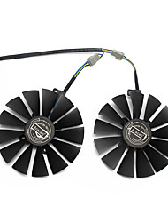 cheap -95mm T129215SM Cooler Fan For ASUS STRIX RX 470 580 570 GTX 1050Ti 1070Ti 1080Ti Gaming Video Card