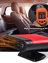 cheap -Winter Car Heater Universal 12V Car Interior Heating Cooling Accessories Fan Heater Window Mist Remover Portable Car Heaters