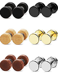 cheap -Stud Earrings for Men Women Ear Piercing Ear Plugs Tunnel 18G