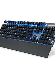 cheap -MOTOSPEED GK89 Mechanical Keyboard Gk89 Bluetooth 2.4 Ghz Usb 104 Keys With Rgb Backlighting Wireless Gaming Keyboards