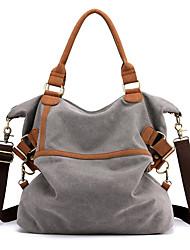 cheap -men large capacity canvas handbag shoulder bag