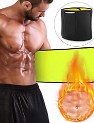 cheap -Fitness Waist Celt Neoprene Sports Sweat Protection Belt Body Shaping Yoga Belt Shapewear